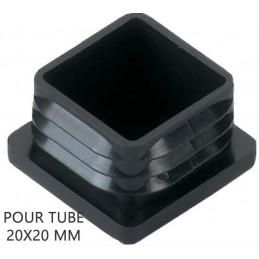 Bouchon obturateur 20 x 20 mm