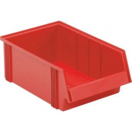 Bacs à bec 17.8 litres rouge Treston