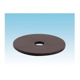 Rosette en nylon diamètre 25.4 mm