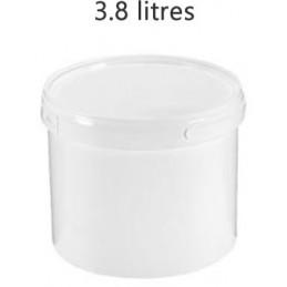 Seau alimentaire 3.8 litres sans couvercle