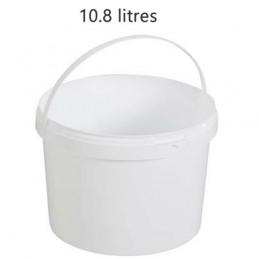 Seau alimentaire 10.8 litres sans couvercle