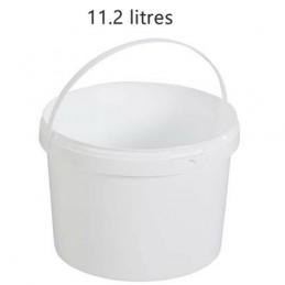 Seau alimentaire 11.2 litres sans couvercle