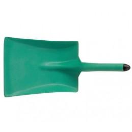 Pelle manuelle alimentaire couleur 527 mm verte