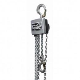 Palan manuel à chaîne aluminium