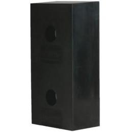 Pare-chocs de quai Pargom® 400 x 200 mm