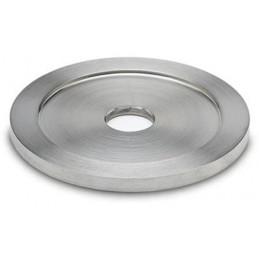 Rosace avec trou de 10 mm