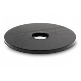 Rosette en nylon diamètre 38 mm
