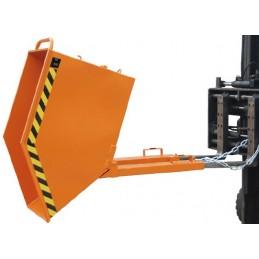 Bennes basculantes pour déchets industriels