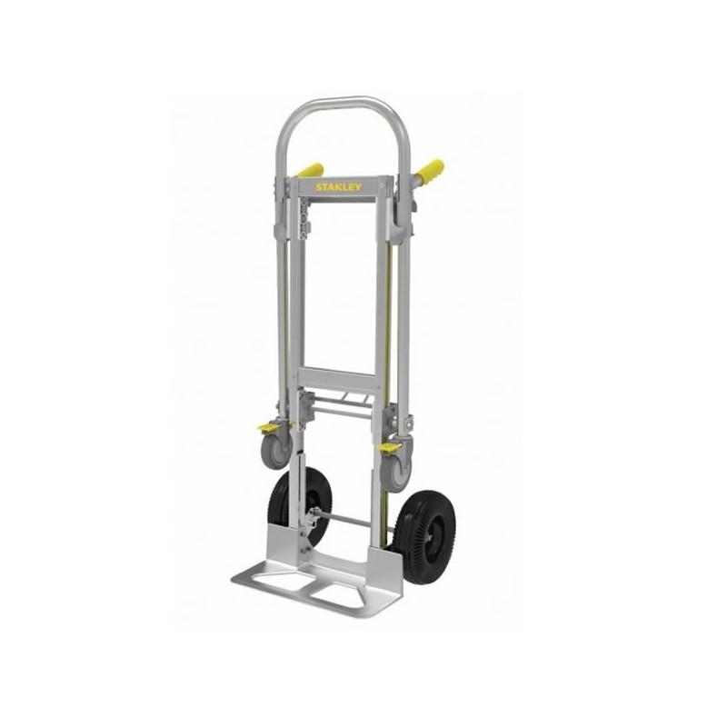 Diable chariot aluminium convertible.