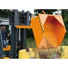 Pelles pour le chargement et le transport de matériaux en vrac