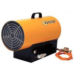 Chauffage à air pulsé au gaz propane