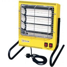Chauffage portable rayonnant électrique céramique