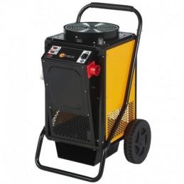 Chauffage air pulsé électrique mobile haute température - BUG9