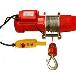 Treuil monophasé type 230V pour levage et traction