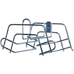 Support de flexible pour chariot porte-outils