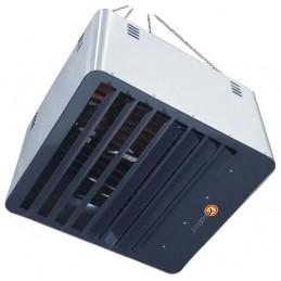 Chauffage avec déstratificateur air pulsé électrique 380 V