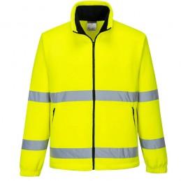 Polaire jaune haute visibilité Essential