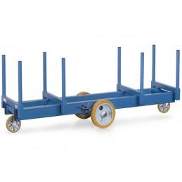 Chariot pour charges longues 3000 kg