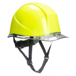 Casque de sécurité Skyview jaune