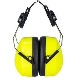 Coquilles Anti-bruits Endurance haute visibilité jaune