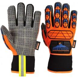 Gant de protection Aqua-Seal Pro Orange Bleu
