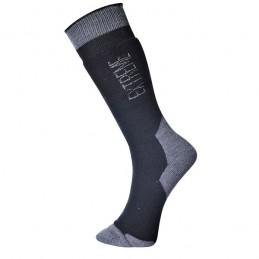 Chaussettes froid extrême Noir
