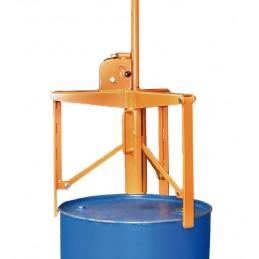Griffe à fût prise 3 points capacité 400 kg