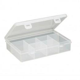 Boîte de rangement avec 7 compartiments