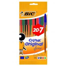 BIC Cristal Original 27 unités