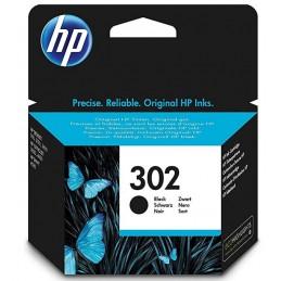 HP 302 Cartouche d'Encre Noire Authentique