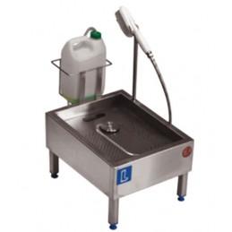 Lave-semelle automatique