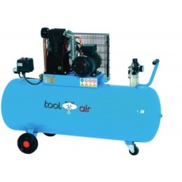 Compresseur 200 litres air aspiré 540 litres minute