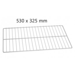 Grille inox GN1-1
