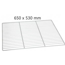 Grille inox GN2-1