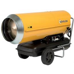 Chauffage mobile fuel 111 Kw air pulsé