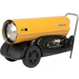 Chauffage mobile fuel 48 Kw air pulsé