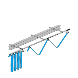 Ligne d'alimentation pour les palans électriques ELEPHANT