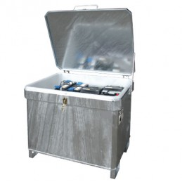 Bac de stockage de batteries