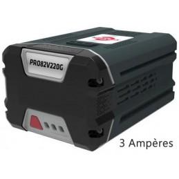 Batterie 3A pour treuil PCW3000-LI