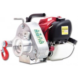 Treuil de tirage à essence GX35 - PCW3000