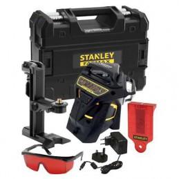 Niveau laser multilignes X3R-360 rouge de Stanley