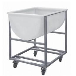Pâtière inox 220 litres