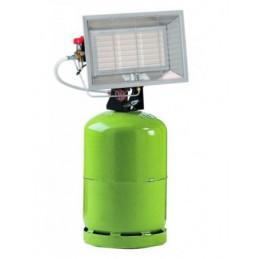 Chauffage radiant 6300 KW portable