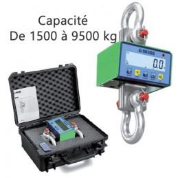 Crochet peseur digital de 1500 à 9500 kg