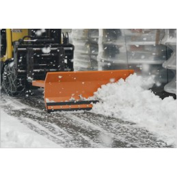 Lame chasse-neige 1500 et 1800 mm