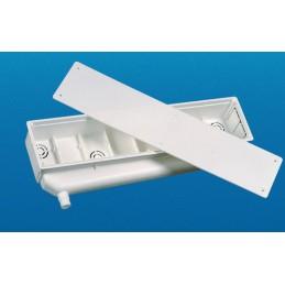Boitier de condensation 427 x 113 x 65 mm écoulement vertical