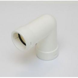 Connexion 90 degrés diamètre 20 mm