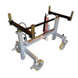 Chariot à géométrie variable 1000 kg