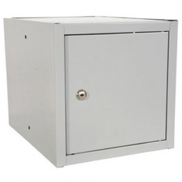 Armoire d'atelier basse à petits compartiments hauteur 275 mm