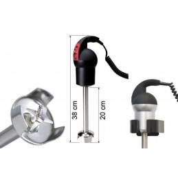 Mixeur plongeur 200 mm 250 W